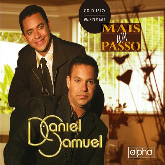 Cd Daniel E Samuel Mais Um Passo Cd+pb Duplo