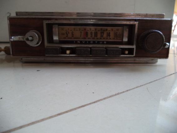 Antigo Rádio Automotivo Invictus