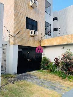 Apartamento Com 1/4 Para Alugar, 48 M² Por R$ 1.100/mês - Candelária - Natal/rn - Ap1280