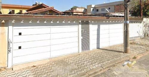 Casa À Venda, 275 M² Por R$ 440.000,00 - Jardim Guarará - Santo André/sp - Ca0339
