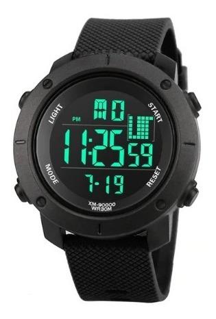 Relógio De Pulso Synoke Esportivo Digital - Luz Noturna - Resistente À Água