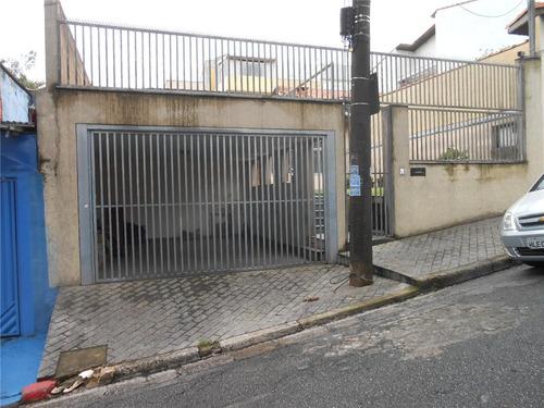 Imagem 1 de 18 de Casa À Venda, 4 Quartos, 2 Vagas, Novo Oratório - Santo André/sp - 48627