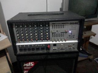 Consola Ciclos Pm 740 7 Canales