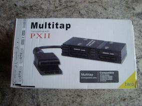 Multitap Playstaion 2 Para 4 Jogadores