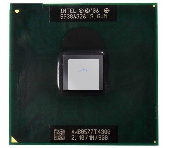 Processador Intel Dual Core T4300 2.1/1mb/800mhz Frete Gráti