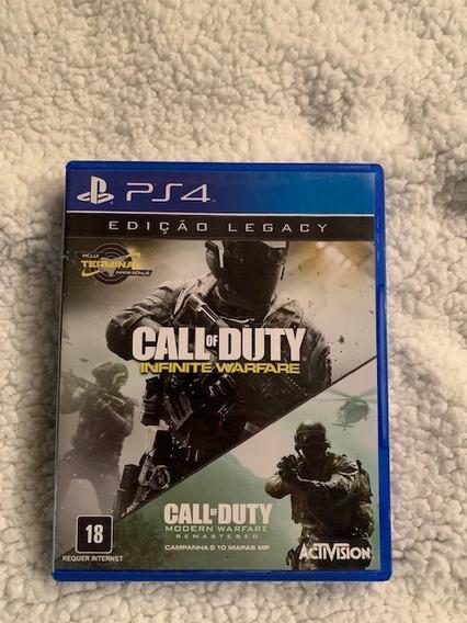 Call Of Duty: Infinite Warfare - Edição Legacy Playstation 4