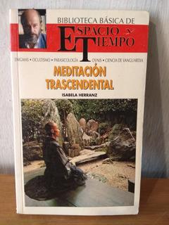 Meditación Trascendental. Isabela Herranz