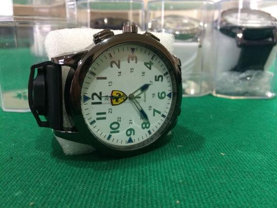 Relógio Masculino Pulseira Silicone Melhor Preço