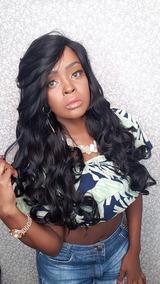 Wig Artemi #1b Preta