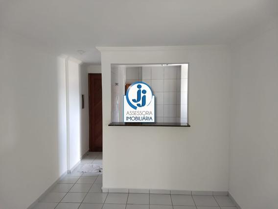 Venda De Apartamento Em Capim Macio, Com 2 Quartos, Perto Da Facex - Ap14161 - 34503237