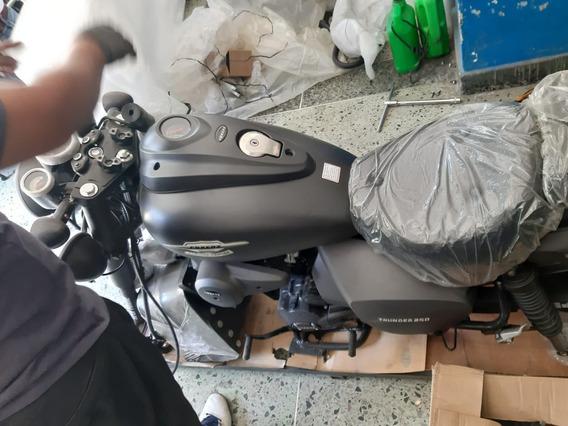 Moto Shopper Marca Foxerz 250ccc