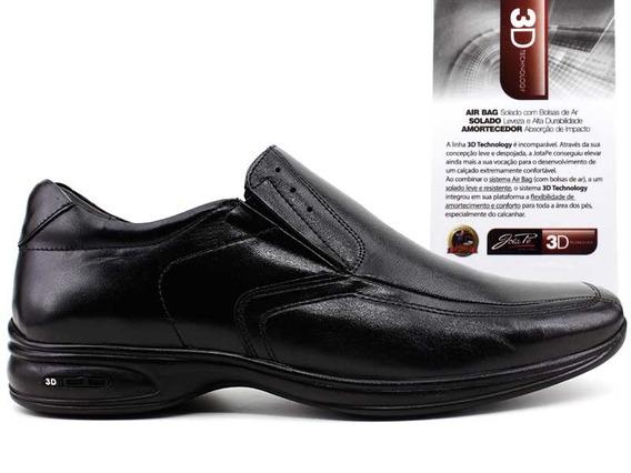 Sapato Jotape 3d Vision 71454 Tamanhos Grandes Loja Pixolé