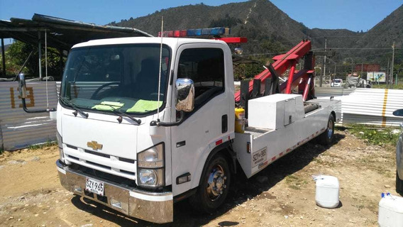 Chevrolet, 2013 Blanca, Gancho Con Sistema Underlift