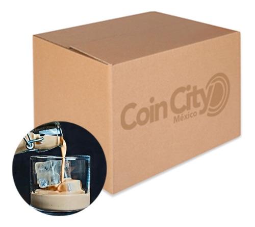Caja De Crema Irlandesa En Polvo Vending