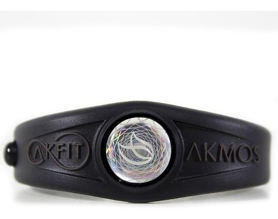 Bracelete Akmos Terapêutico Akfit Magnético 100% Original