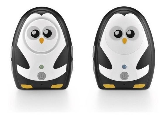 Babá Eletrônica Audio Digital Pai Pinguim Multikids Bb024