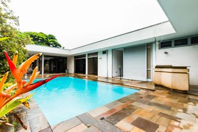 Casa Com 4 Dormitórios E 2 Garagens - Id: 892869799 - 169799