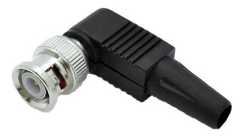 Imagen 1 de 8 de Conector Bnc Conexión A Tornillo Coaxil Rg59 Bnc-torn