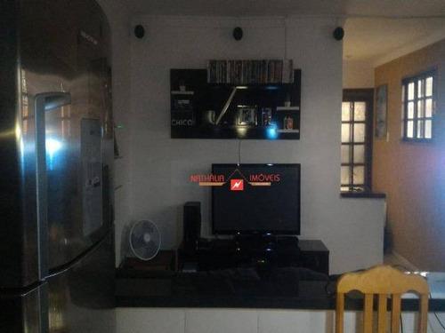 Imagem 1 de 19 de Sobrado Com 2 Dormitórios À Venda, 340 M² Por R$ 550.000,00 - Jardim Dourado - Guarulhos/sp - So0056