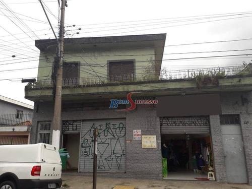 Imagem 1 de 3 de Prédio À Venda, 411 M² Por R$ 1.200.000,00 - Vila Alpina - São Paulo/sp - Pr0084
