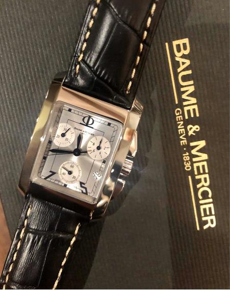 Reloj Baume & Mercier Hamilton Chrono Xl Full Set