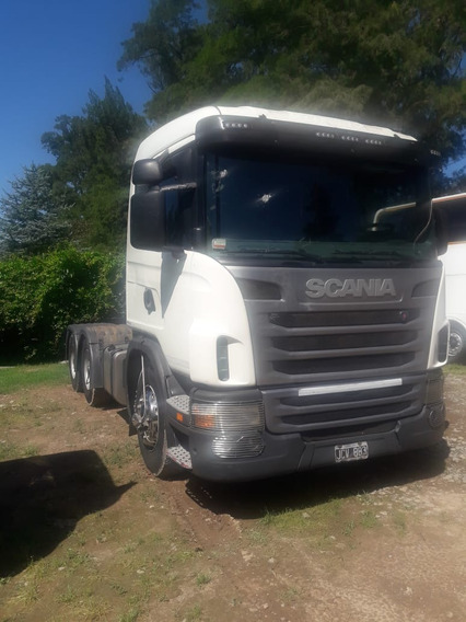 Scania G 380 6x4 Automàtico