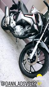 4 Adesivos Para Aros Honda Para Titan 160 E Fan 160