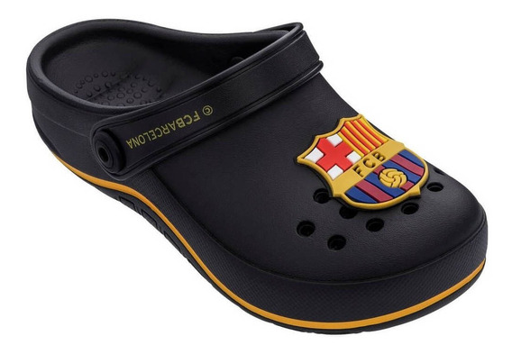 Babucha Infantil Grendene Rider Barcelona 11535 24556