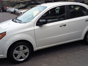 Chevrolet Aveo 1.6 Ls L4 Man S/aire 2015