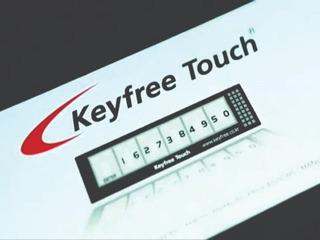 Llave Touch De Emergencia En Autoalarmas De Control Remoto