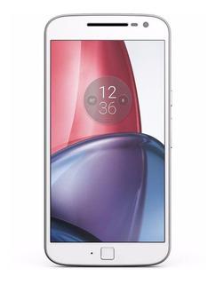 Motorola Moto G G4 Plus Dual SIM 32 GB Branco/Bambu 2 GB RAM