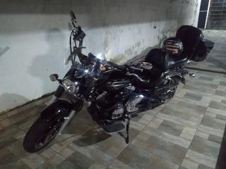 Yamaha Midgnith 950cc