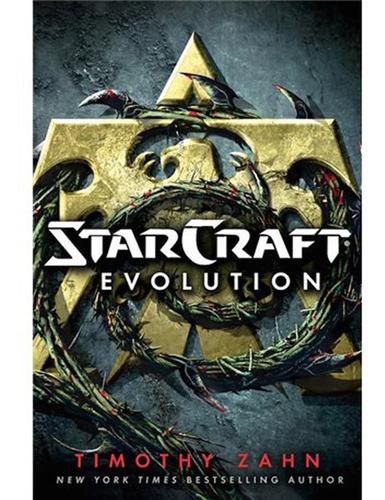 Imagen 1 de 1 de Panini Libro Starcraft Ii. Evolución (novela)