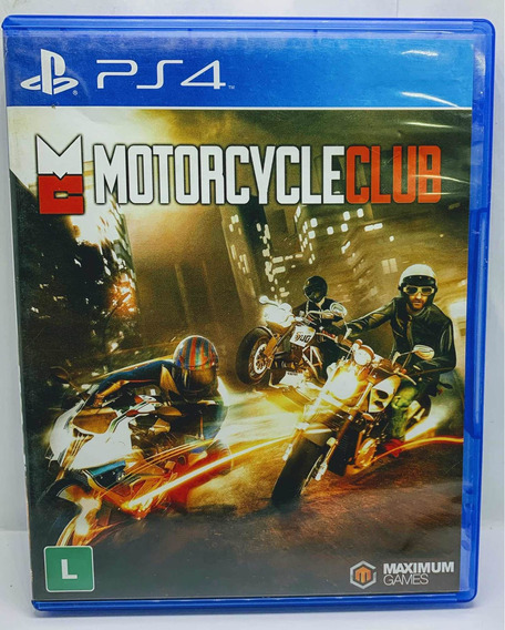 Motorcycle Club Ps4 - Alemão Games