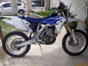 Yamaha Wr450 251 Cc - 500 Cc