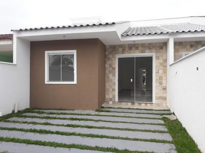 Casa Para Venda No Piçarras Em Guaratuba - Pr - 1532