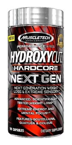 Muscletech Hydroxycut Nextgen (100 Capsulas)