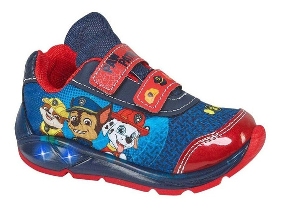 Tenis Niño Con Luces Paw Patrol 833365 Ps Fall19