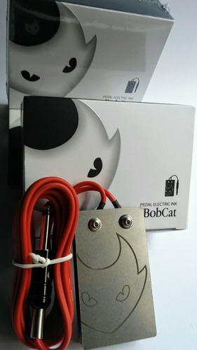 Imagen 1 de 3 de Pedal Tattoo Electricink