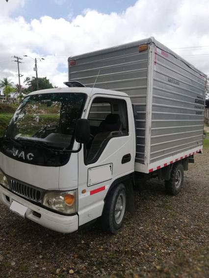 Camion Furgon Jac Hfc 1035 K Excelente Estado
