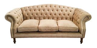 Sofa Bayron 3 Cuerpos X 2 Mts