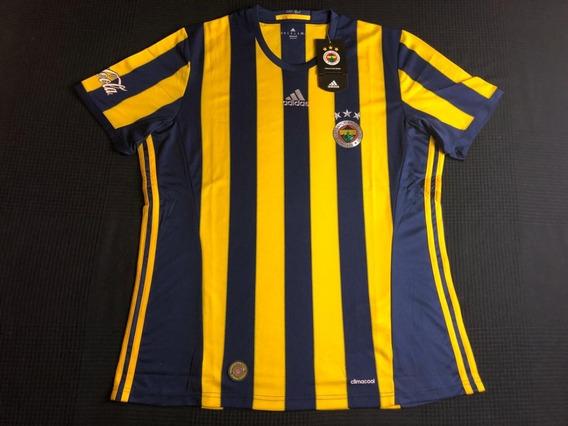 Camisa Fenerbahçe 2016-2017 (110 Anos) Tam M (72x52) Tam Gg