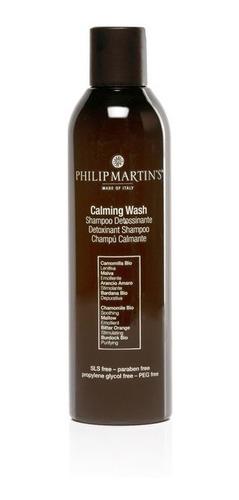 Imagen 1 de 1 de Philip Martin's Calming Wash Shampoo - Calmante 250 Ml