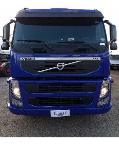 Volvo Fm 370 6x2 2012