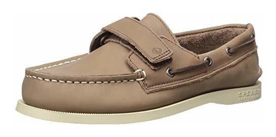 Original Auténtico - Zapatillas De Barco Con Gancho Y Bucle