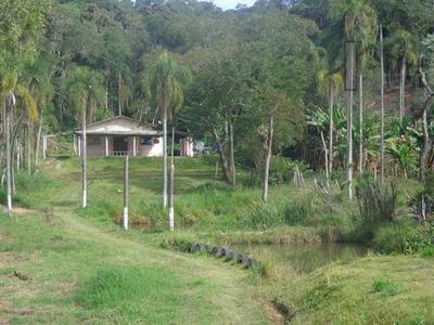 Cód 3410 - Chácara Completa Em São Roque Com Lago E Piscina - 3410