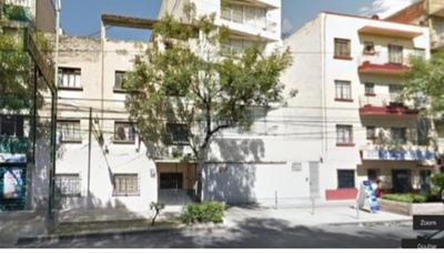 Edificio Eje 2 Poniente Monterrey Roma Sur, Cuauhtémoc