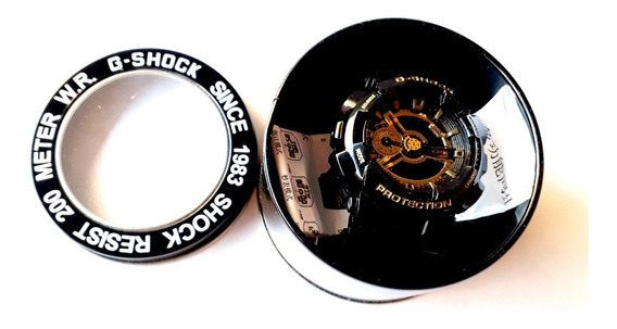 Relógio Masculino Gshock - G-shock Com Lata