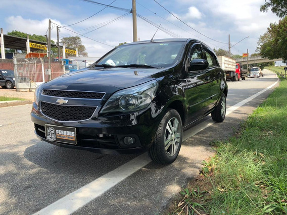 Chevrolet Agile 1.4 Ltz 5p 2013! Aceito Troca Caminhão