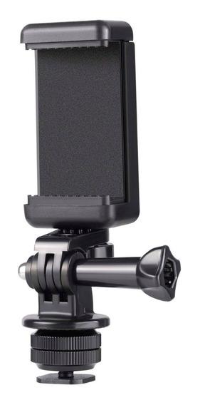 Suporte Neewer Ajustável 3 Em 1 Gopro Celular Cameras Ring